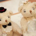 営業2課、吉田の結婚式に出席してきました。