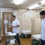 「血流観察とお灸教室」を開催